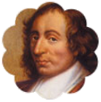 A picture of Blaise Pascal to stand in as a logo for the Pascal programming language